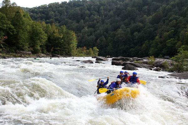 Adventure Travel – West Virginia