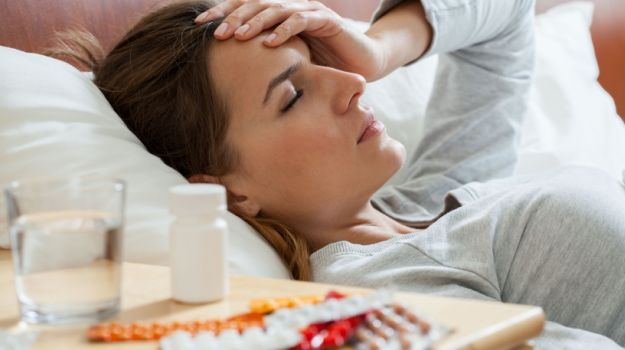 Headache and Discomfort Relief Treatment